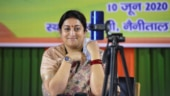 Why is Smriti Irani moving in on Sonia Gandhi's constituency?