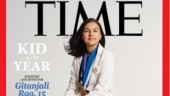 Indian American Gitanjali Rao, 15, named first ever TIME 'Kid of the Year' 2020