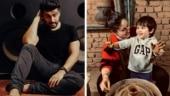In Arjun Kapoor's Instagram post, Taimur makes an appearance. Kareena has this to say