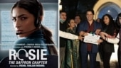Rosie The Saffron Chapter director mighty impressed with Palak Tiwari's mahurat shot