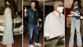 Inside Anshula Kapoor's midnight birthday bash with Janhvi, Khushi and Boney Kapoor