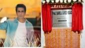 Sonu Sood's hometown Moga gets a road named after his mother Saroj. Actor is grateful