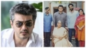 Ajith's leaked pic from Valimai takes social media by storm. Viral