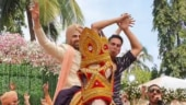 Akshay Kumar shares unseen BTS video from Good Newwz sets as film completes 1 year