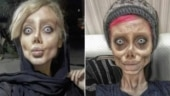 Iranian 'Zombie Angelina Jolie' sentenced to 10 years in jail