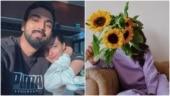 Athiya Shetty says flowers make her happy. So KL Rahul sent her one