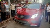 Zomato delivery boy, 20, killed as speeding Mercedes hits scooter in Mumbai