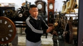 Vietnamese man collects and restores European church clocks to preserve history