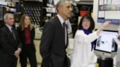 Fact Check: This is not a Wuhan lab that Obama was visiting