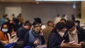 Two UK passengers test positive for coronavirus at Kolkata airport