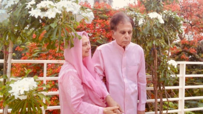 Dilip Kumar's immunity is low, actor not too well. Saira Banu gives health  update - Movies News