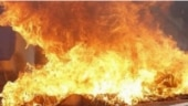 West Bengal: BJP's Barrackpore office gutted in fire, party blames TMC