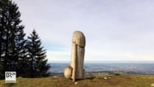 Now, a giant penis sculpture goes mysteriously missing in Germany