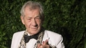 Veteran actor Sir Ian McKellen receives Covid-19 vaccine, says he feels euphoric