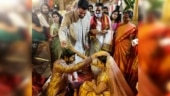 Varun Tej wishes Niharika and Chaitanya happy married life with new pic from wedding