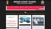 Indian Coast Guard is hiring! Class 10 pass can apply @ joinindiancoastguard.gov.in