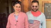 Pregnant Kareena Kapoor in Rs 2k pink cardigan will give you styling tips for winter