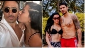 Krishna Shroff posts pic with new Bae. Ex-boyfriend Eban says, Dang you move quick