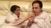 Lata Mangeshkar wishes good health to Dilip Kumar on his 98th birthday