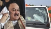 Home Ministry summons Bengal DGP over attack on Nadda car, Governor says security was inadequate