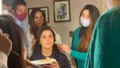 Neetu Kapoor will miss Jug Jugg Jeeyo squad, shares pic from last day of shoot