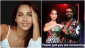 Nora Fatehi wishes speedy recovery to Remo D'Souza after he suffers heart attack