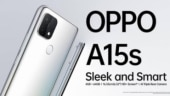 Oppo A15s brings 8MP selfie camera, big screen for Rs 11,490