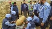 'War-time' bomb weighing 250 kg found at Bangladesh's Dhaka airport