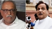 Gujarat: Bypolls to Ahmed Patel, Abhay Bhardwaj's Rajya Sabha seats to be held separately
