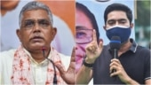 Trinamool MP Abhishek Banerjee calls Dilip Ghosh 'goonda', he slaps legal notice seeking apology