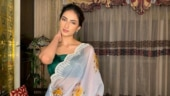 Shweta Tiwari's daughter Palak shows off her love for saree in new post