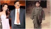 Little Priyanka Chopra in her dad's Army uniform is everything adorable