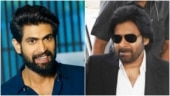 Rana Daggubati to star in Pawan Kalyan's next film. Another journey begins