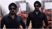 Salman Khan to play Sikh policeman in Antim. Aayush Sharma reveals first look