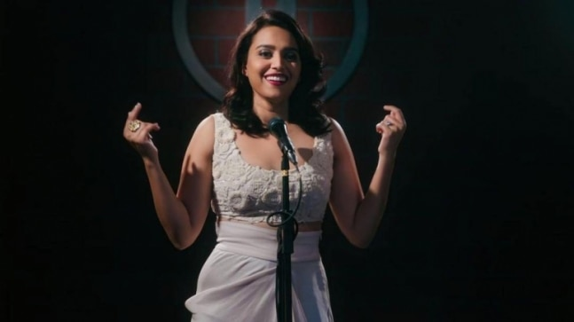 Bhaag Beanie Bhaag Review: Swara Bhasker's comic act will leave you with a smile - India Today