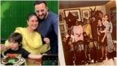 Taimur Ali Khan celebrates 4th birthday with family. Inside pics