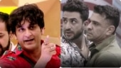Vikas says 'Eijaz's girlfriend cheated on him with me', latter goes ballistic on BB 14