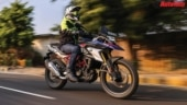 BMW G 310 GS BS6 review, first ride