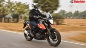 KTM 250 Adventure review, first ride