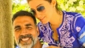 Akshay Kumar and Twinkle Khanna wish each other on 20 years of togetherness
