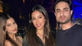 Suhana Khan misses her babysitters, posts pic with cousin Arjun and his girlfriend