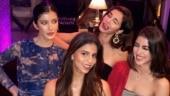Suhana Khan, Ananya Panday, Navya Naveli and Shanaya in epic throwback pic. Fans react