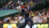 India vs Australia: When Virat Kohli handed me T20 trophy, I had tears in my eyes, says T Natarajan