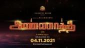 Rajinikanth's Annaatthe to release on November 4, 2021