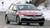 2022 Volkswagen Polo facelift makes spy debut