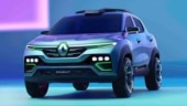 Renault Kiger spied ahead of global reveal on January 28