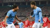 Manchester City beat Manchester United to set up League Cup final clash with Tottenham Hotspur