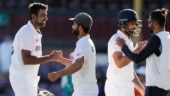 India vs Australia: Watch Team India celebrate inside the dressing room after a hard-fought draw in Sydney Test