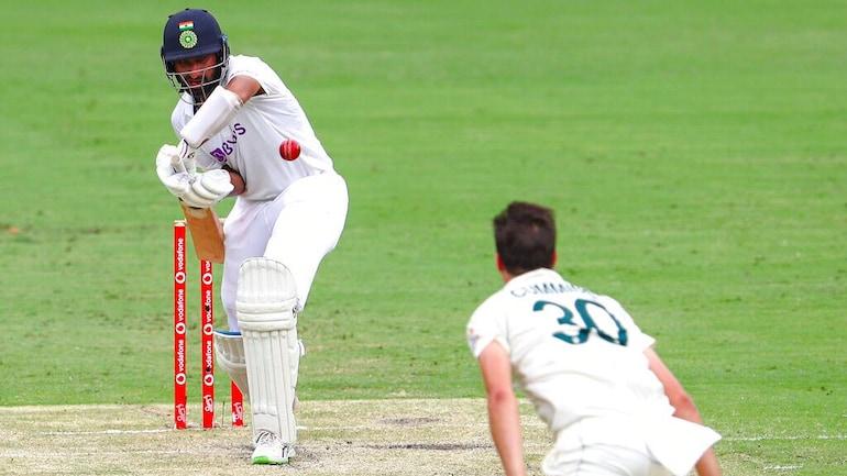India vs Australia: Cheteshwar Pujara scores slowest fifty of career in  marathon effort to save Brisbane Test - Sports News