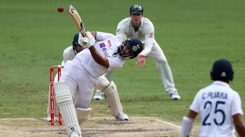 4th Test: Bruised India sseal heroic draw to retain Border-Gavaskar Trophy against Australia (AFP Photo)